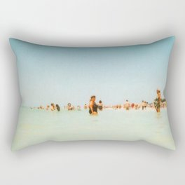 2900 Miles #1 Rectangular Pillow