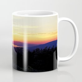 Rangeley Sunset Coffee Mug