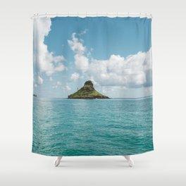 Mokoli'i Shower Curtain
