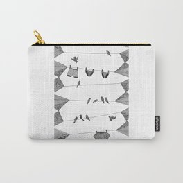 Clothing Line Carry-All Pouch