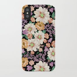FLOWERS X iPhone Case
