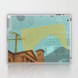 The light gets in Laptop & iPad Skin