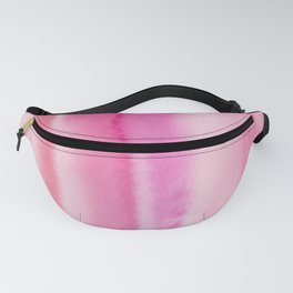13    190728   Romance Watercolour Painting Fanny Pack