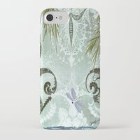 tiffany iPhone & iPod Cases featuring tiffany lake by Ariadne