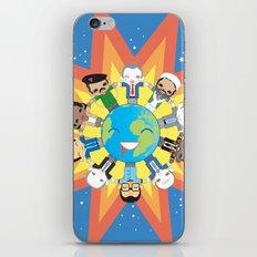 THE WORLD ROBOTIC iPhone & iPod Skin