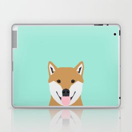 Cassidy - Shiba Inu gifts for dog lovers and cute Shiba Inu phone case for Shiba Inu owner gifts Laptop & iPad Skin
