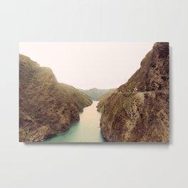Beas River Metal Print