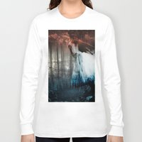 faith Long Sleeve T-shirts featuring Faith by Shanii Renay