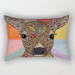 Little Deer Rectangular Pillow