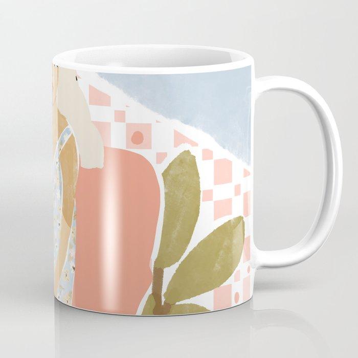 Coffee a day keeps the stress away Coffee Mug