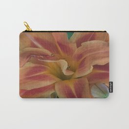 Botanical Florals Zencolor1 Carry-All Pouch