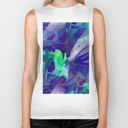 Butterfly in wonderland ... Biker Tank