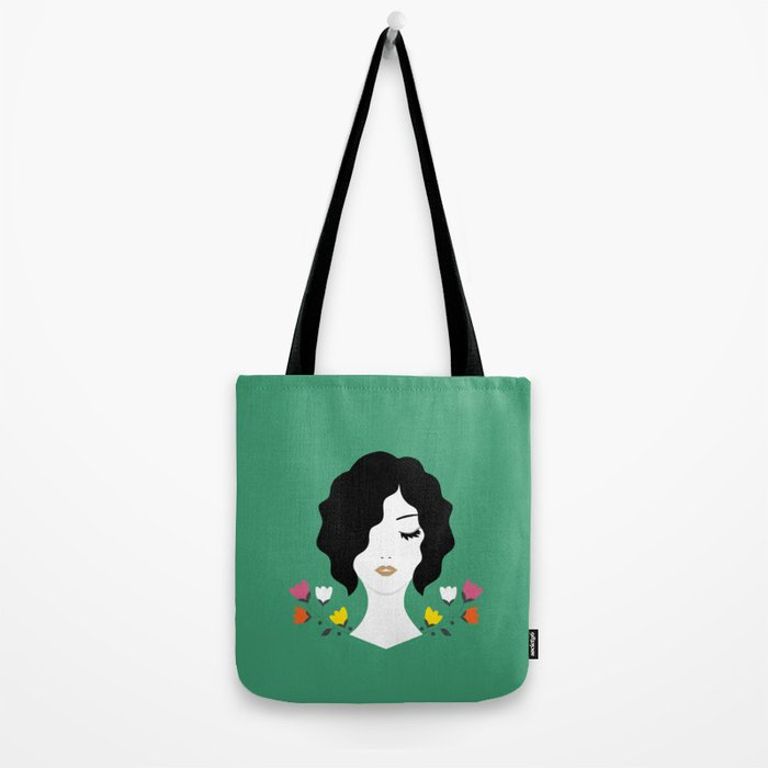 Evergreen Soul Tote Bag