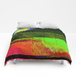 Memories of Green Comforters