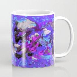 THRASHED! blue Coffee Mug
