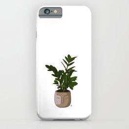 Mr. Plant iPhone Case