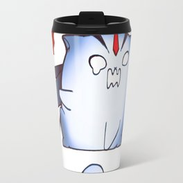 Starscream and Knockout dumpling cats Travel Mug