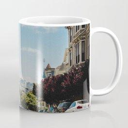 Downtown San Francisco (Color) Coffee Mug
