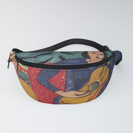 Henri Matisse - Music - Exhibition Poster Fanny Pack