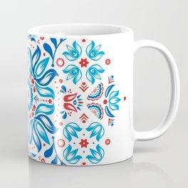 Floral Folk Tale Coffee Mug