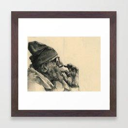 Weedies Framed Art Print