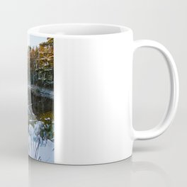 Frosted Sunset Coffee Mug