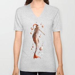 Mermaid 27 Unisex V-Neck
