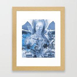 Vouet Mary Framed Art Print