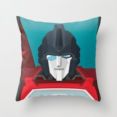 Perceptor MTMTE Throw Pillow
