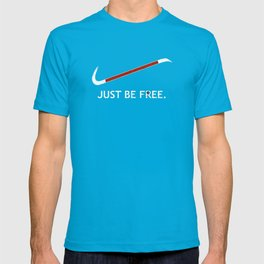 Just be free T-shirt