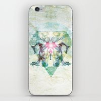 rorschach iPhone & iPod Skins featuring Rorschach by not a name