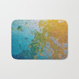 Chipping Paint Bath Mat