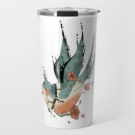 Swallow  Travel Mug