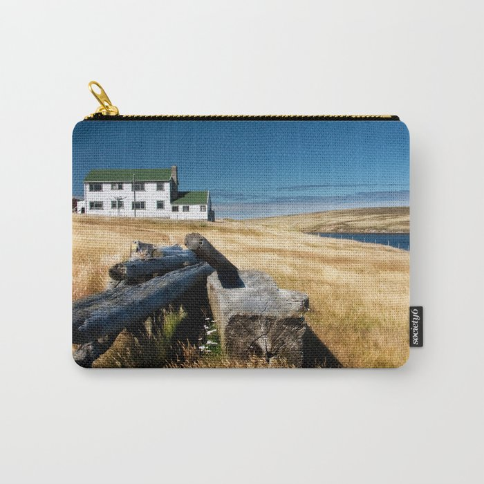 Fiztroy Settlement Carry-All Pouch