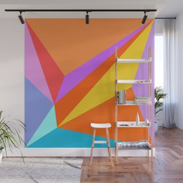 abstract geometric design for your creativity    Wall Mural