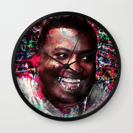 GUWOP Wall Clock