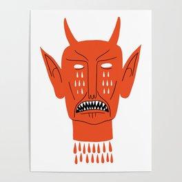 Devil's Head Poster