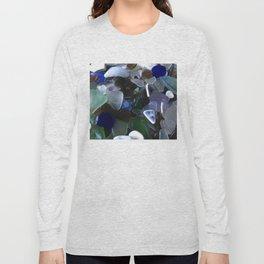 Sea Glass Assortment 4 Long Sleeve T-shirt