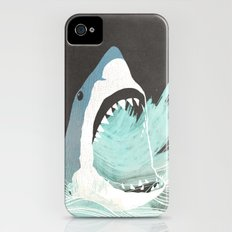 Great White iPhone (4, 4s) Slim Case