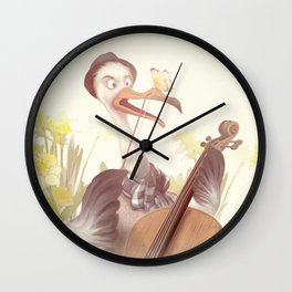 The Great Artist Wall Clock