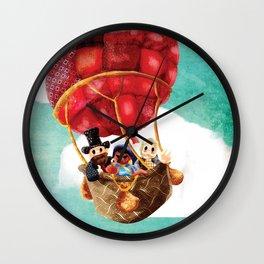 Le Tour du monde en quatre-vingts jours Wall Clock