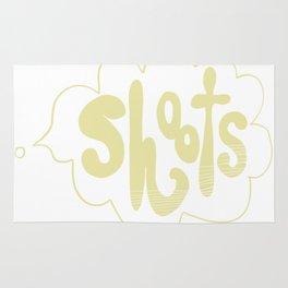 shoots! Rug