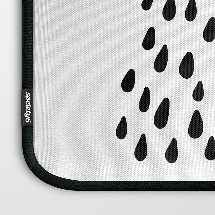Shower in bathroom Laptop Sleeve