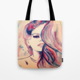 Touched Tote Bag