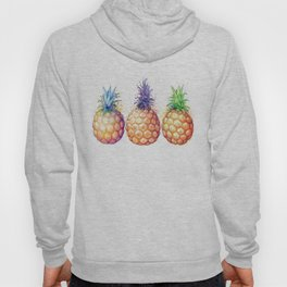Three Pineapples Hoody