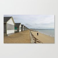 cape cod Canvas Prints featuring Cape Cod by Ben Kalama Photography