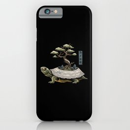 The Legendary Kame iPhone Case