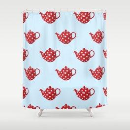 Always Tea Time Shower Curtain