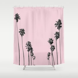 Palm trees 13 Shower Curtain
