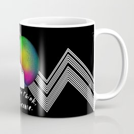 Hipster Buddha Coffee Mug
